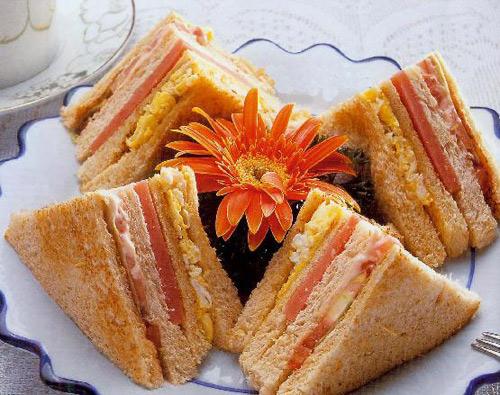 可乐吧特色三明治