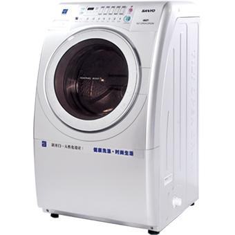 三洋斜滚筒洗衣机