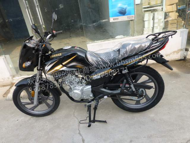 雅马哈劲虎v jym150-3摩托车