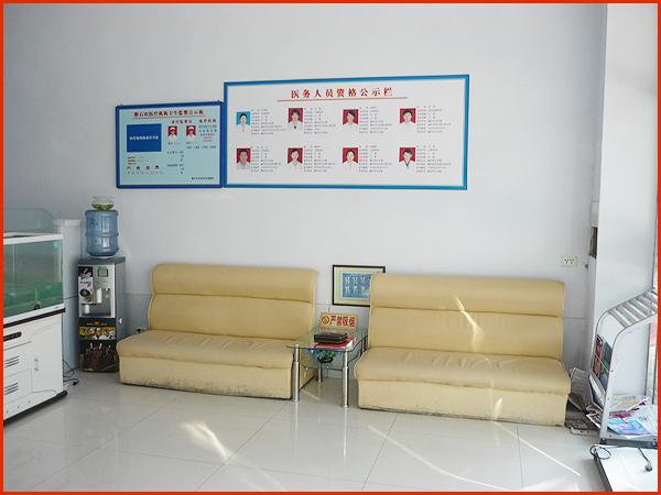冯玉琴牙科口腔诊所夏天的室内设计图片